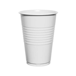 *Clearance* 9oz Tall Plastic Vending Cups