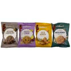 Walkers Minipack Biscuit Assortment