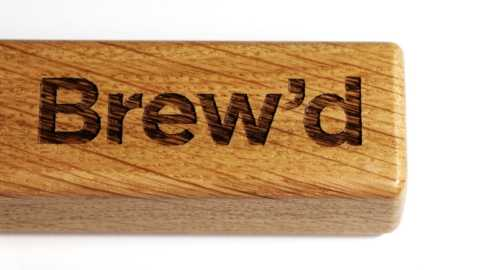 Brewd nitro coffee handle