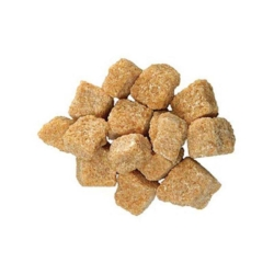 Brown Rough Cut Sugar Cubes