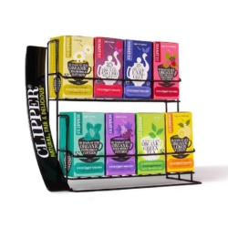 Clipper 8 Pack Tea Stand