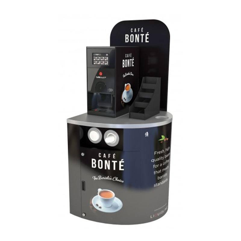 compact coffee machine stand