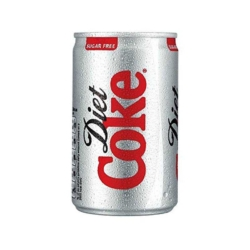 Diet Coca Cola 150ml Cans