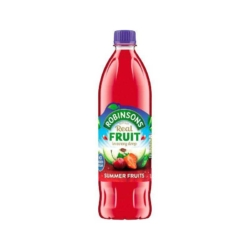 Robinsons Cordial Summer Fruits - No Added Sugar