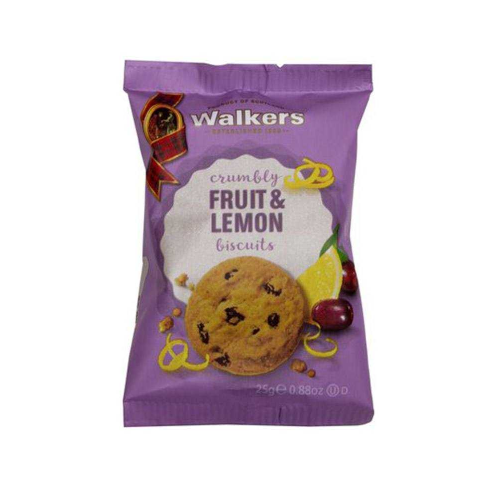 walkers fruit and lemon