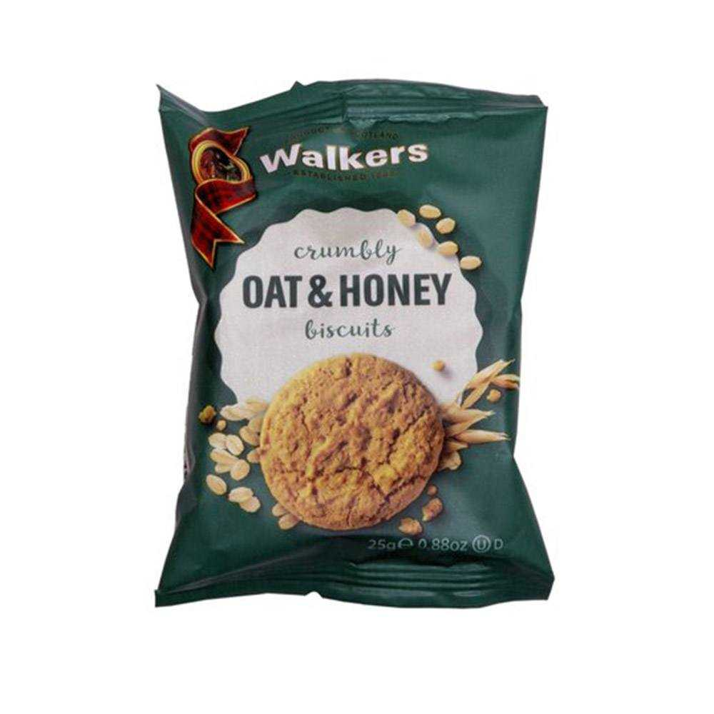walkes honey and oats