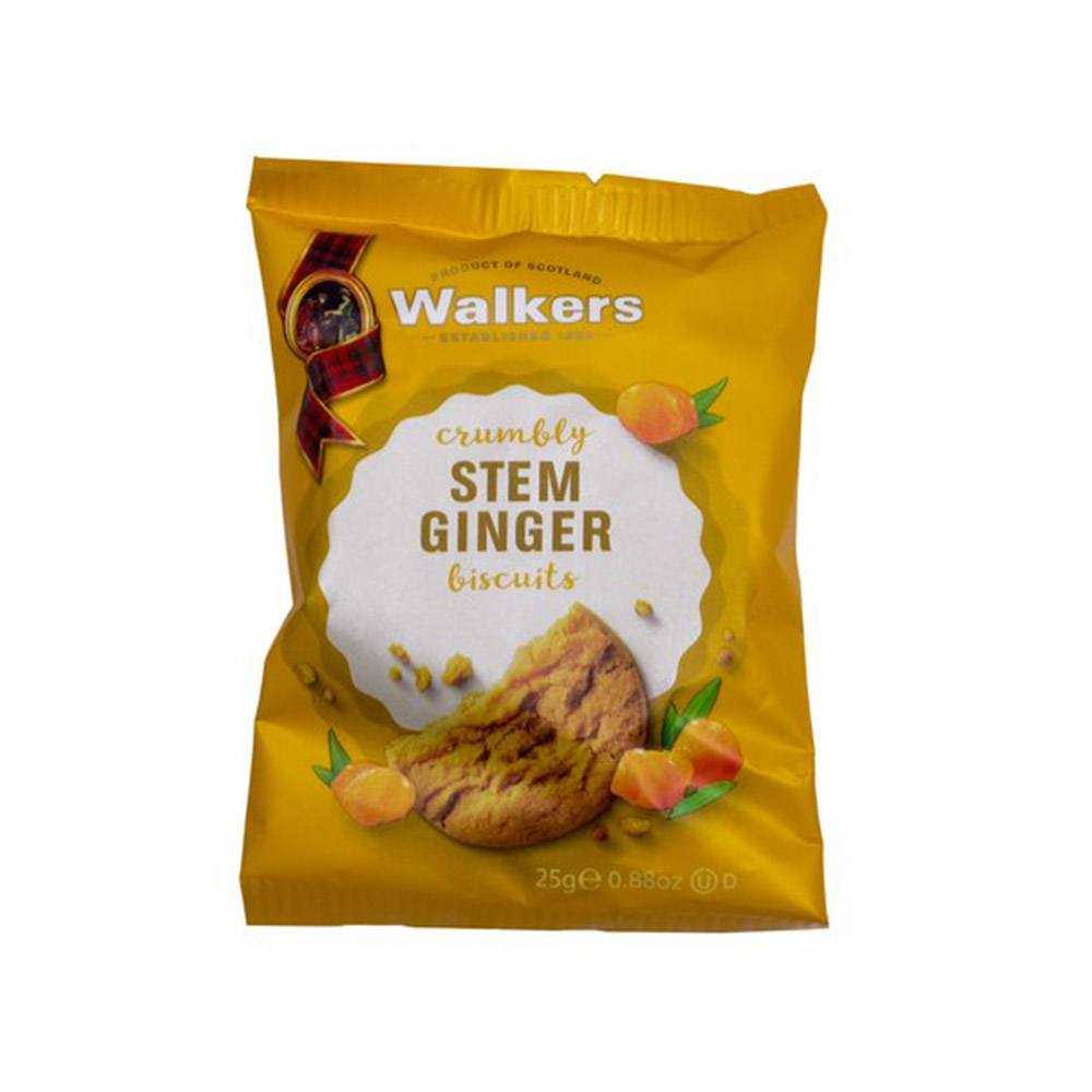 walkters stem ginger