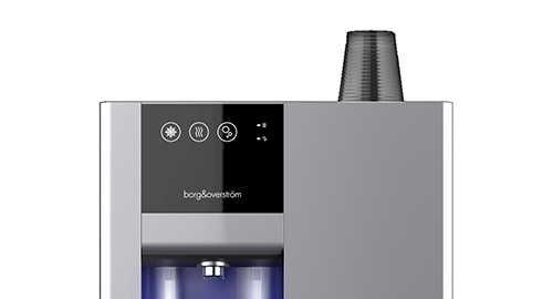 b3 cup dispenser