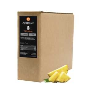 tropical bag in box juice