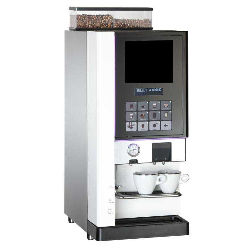 cafetouch 2 commercial bean to cup machine