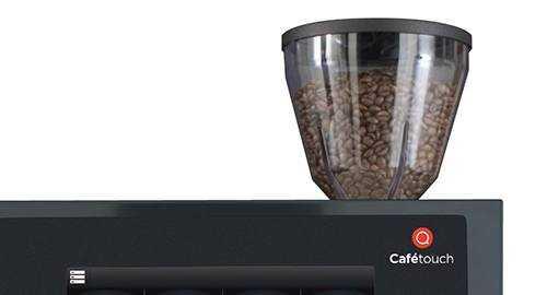 cafetouch 3600 bean hopper
