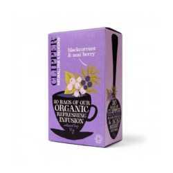 Clipper Blackcurrant & Acai Tea