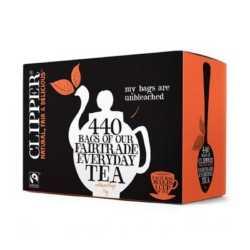 Clipper Tea One Cup