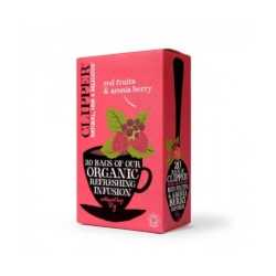 Clipper Red Fruits & Aronia Tea