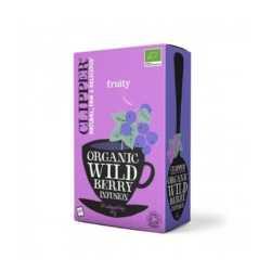 Clipper Wild Berry Tea