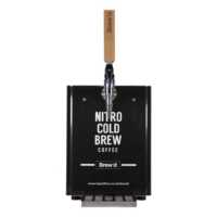Nitro Coffee Machine from front