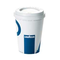 Lavazza 8oz Paper Cups