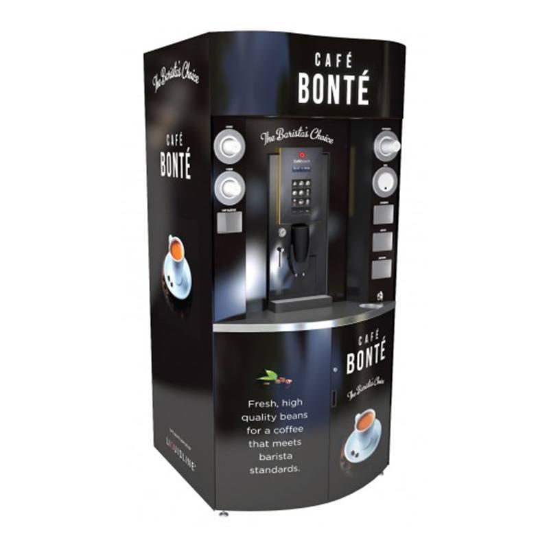 mini-pod coffee tower
