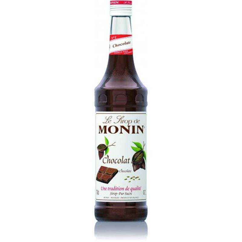 monin syrup chocolate