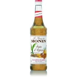 Monin Syrup – Gingerbread