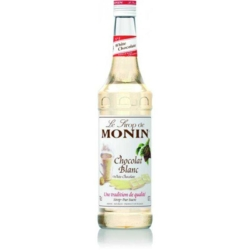 Monin Syrup – White Chocolate