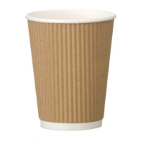 paper-cups-triple-kraft-ripple12oz