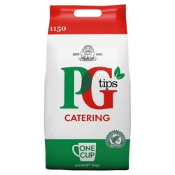 PG tips Pyramid One Cup Tea Bags