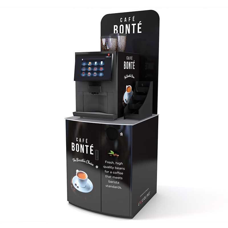 cafe bonte pod machine