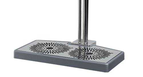 top control stainless steel