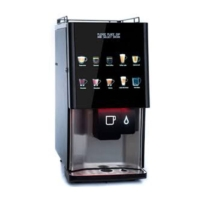 Vitro s4 instant Coffee machine