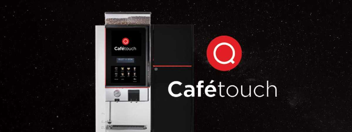 cafetouch machine