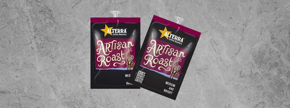artisan roast alterra packets