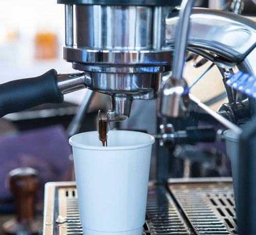 barista coffee machine for hotel