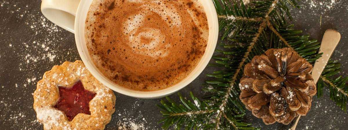 3 Festive Hot Drinks Recipes You Can Make in Your Office