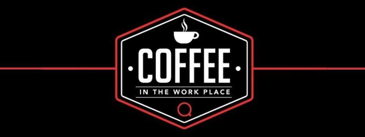 coffee in the workpplace title banner