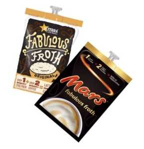 fabulous froth packets