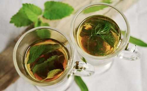 Peppermint tea commercial supplier