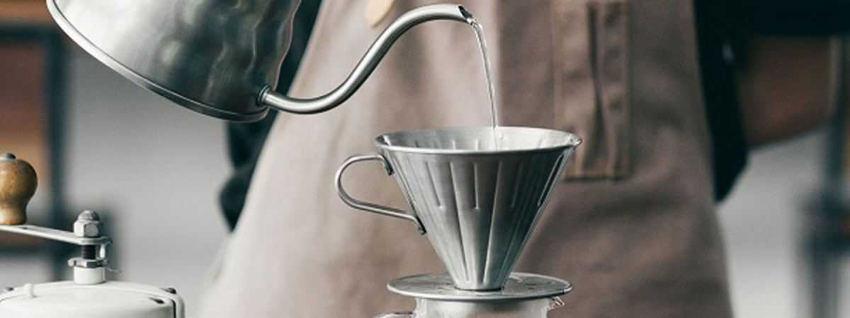 From pressure to pour over – coffee brewing methods you can try