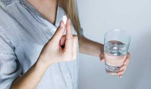 paracetamol with water