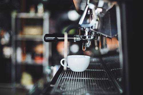 professional espresso machines for perfect latte