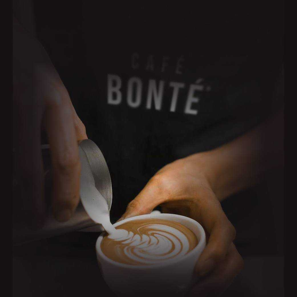 Cafe Bonte coffee