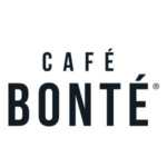 cafe bonte commercial coffee logo