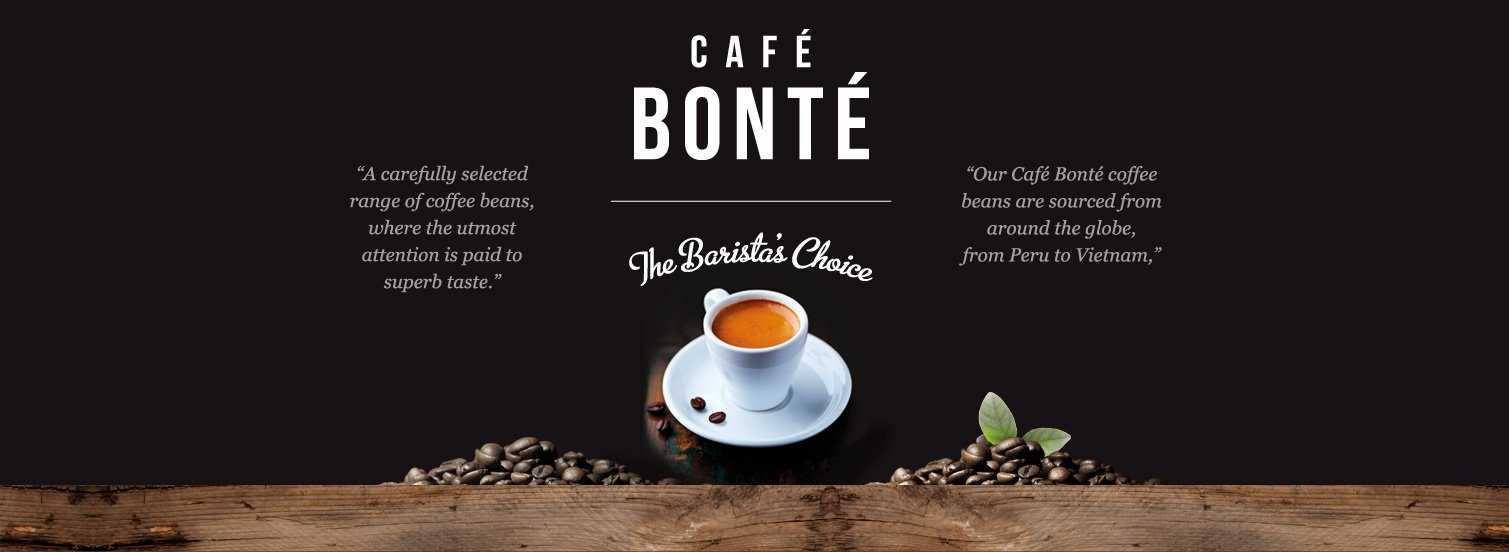 coffee bonte image banner