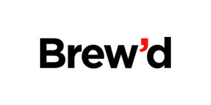 Brew'd Nitro cold brewed coffee logo