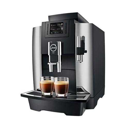 jura we8 commercial coffee machine