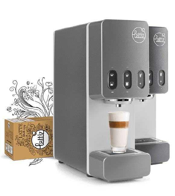 lattiz milk machines