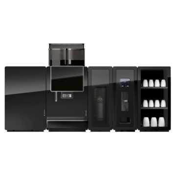 Franke A1000 Coffee Machines Liquidline