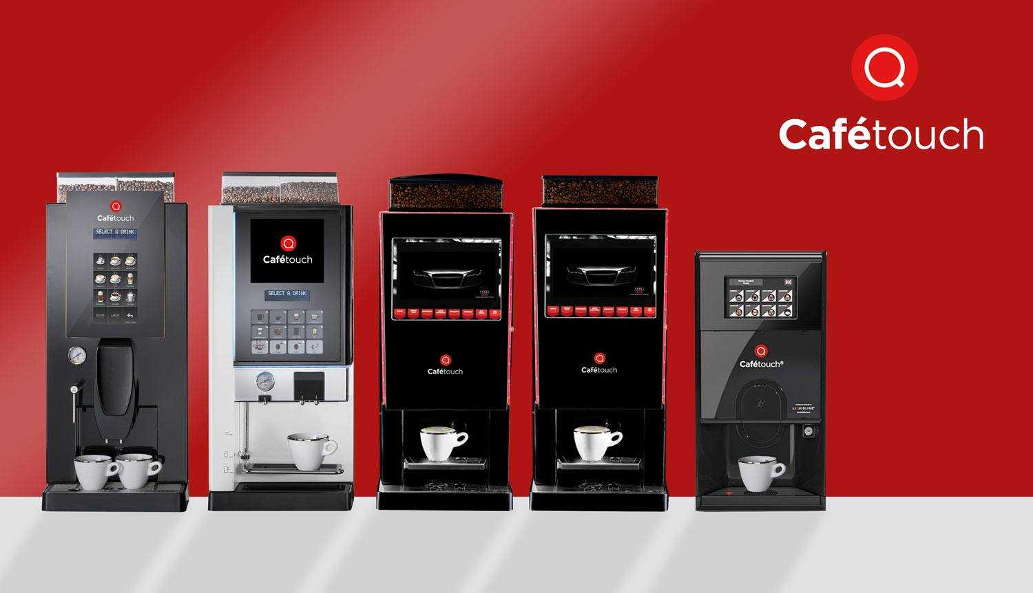 cafetouch machines