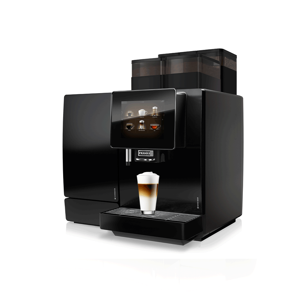 Franke a800 commercial coffee