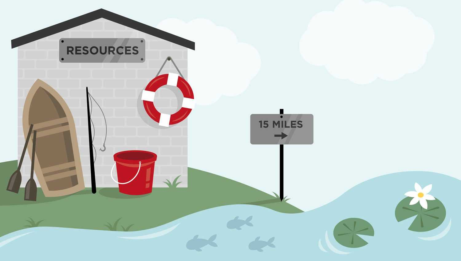 resources illustration